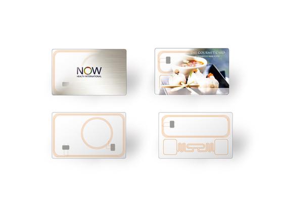 Hybrid Smart Card