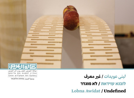 Lobna Awidat: Undefined