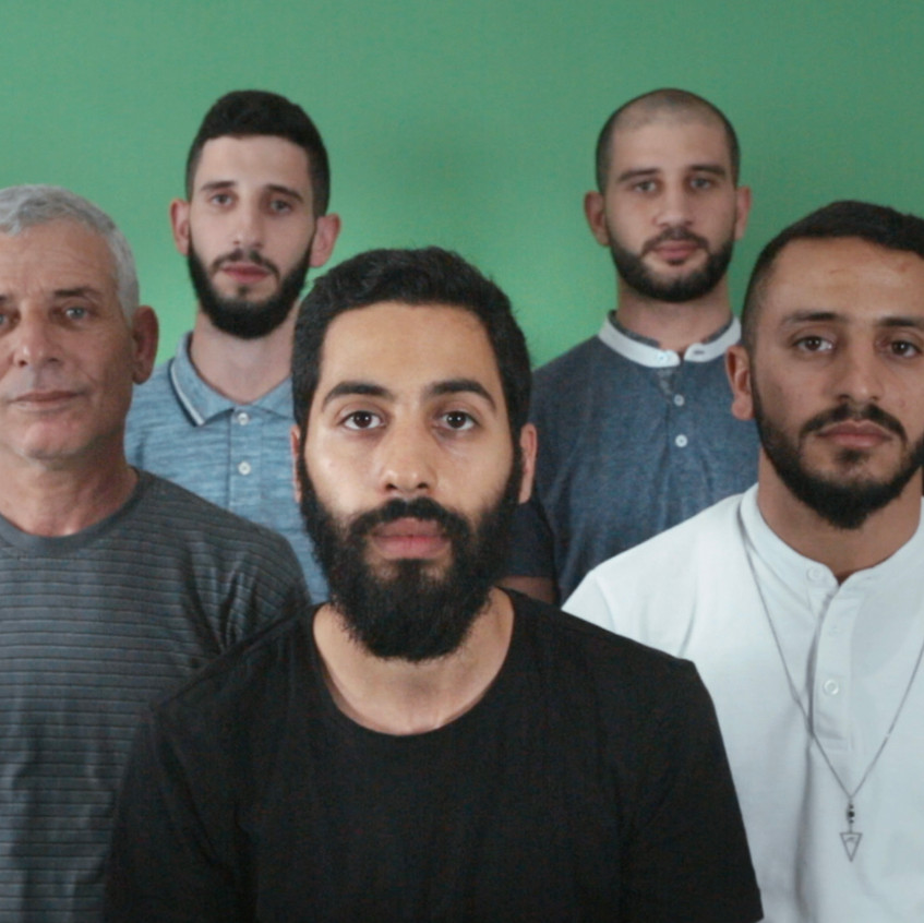 Karam Natour, Repeat After Me, 2018, video (8)