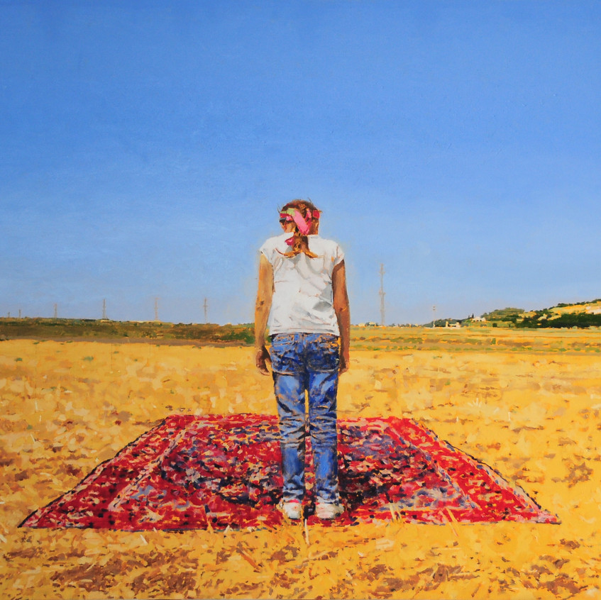 From-the-series-Carpet-in-the-field-2012-oil-on-canvas.80x100-cm