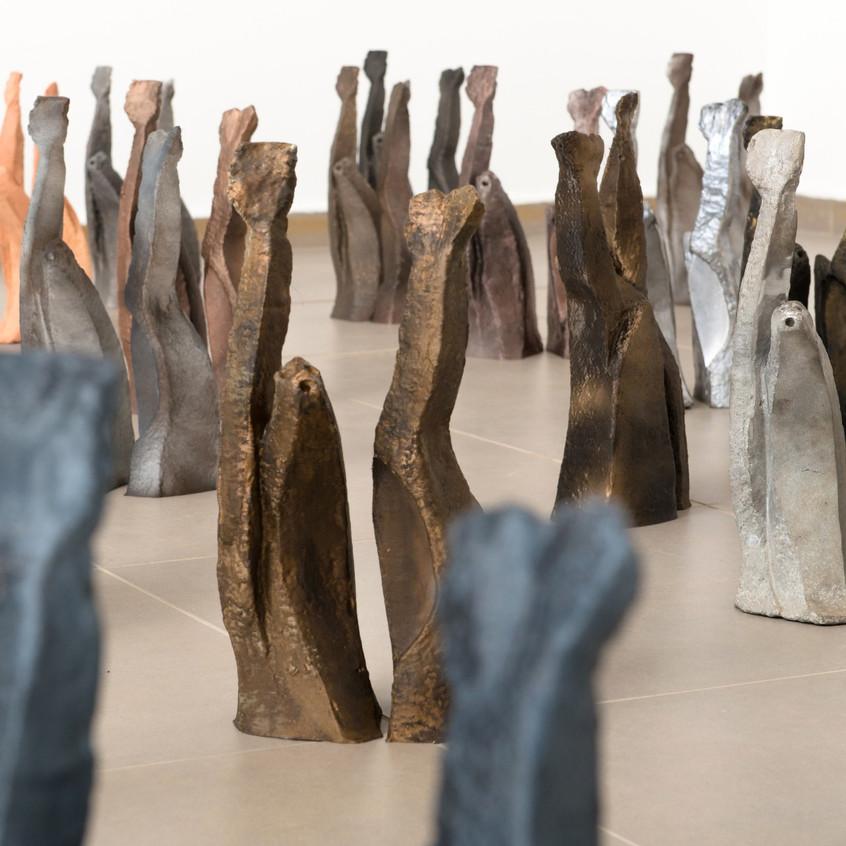 Sana Farah-Bishara, '48, 2018, installation view (1)