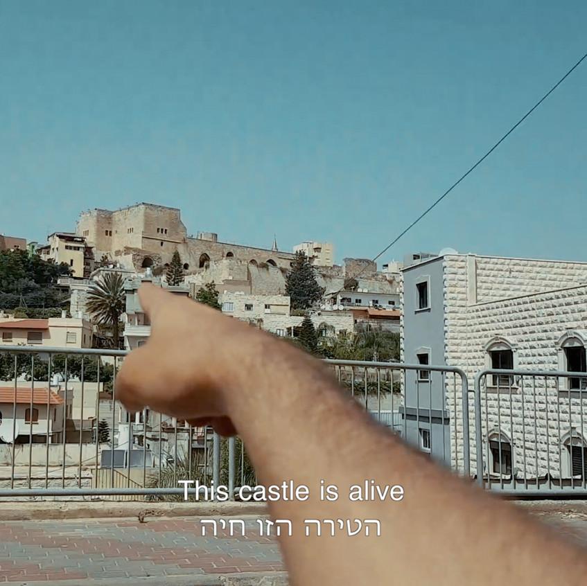 Karam Natour, Alive, 2018, video (2)