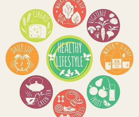 Healthy Lifestyle!
