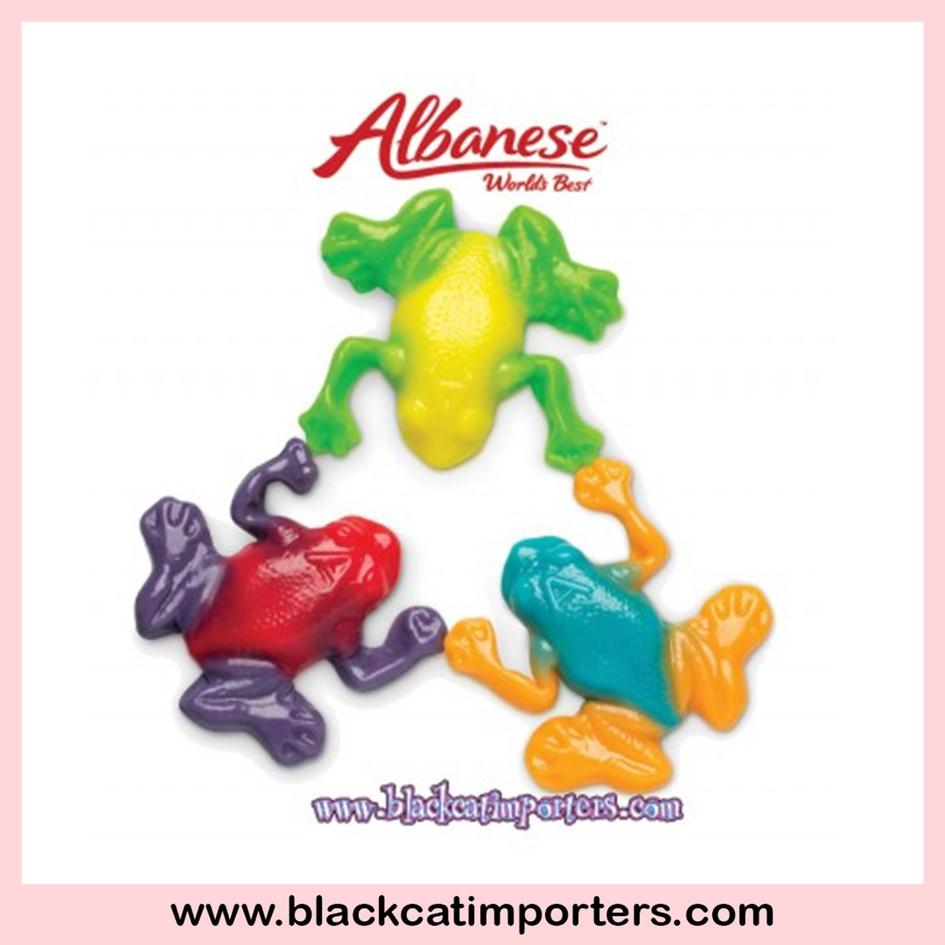 Albanese Rainforest Frogs 4.5lb-Bag