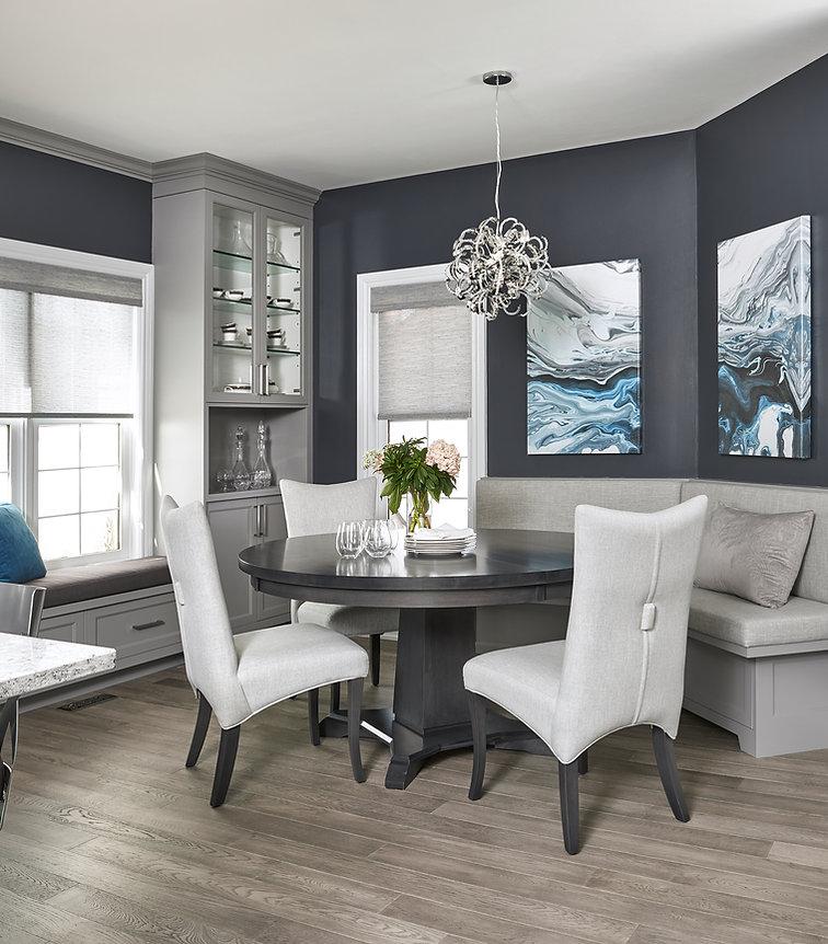 Kitchen Renovation - Interior Designer Oakville
