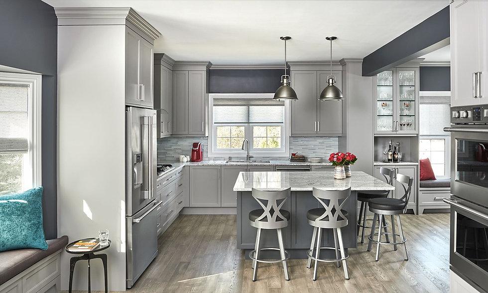 Interior Design Kitchen Renovation