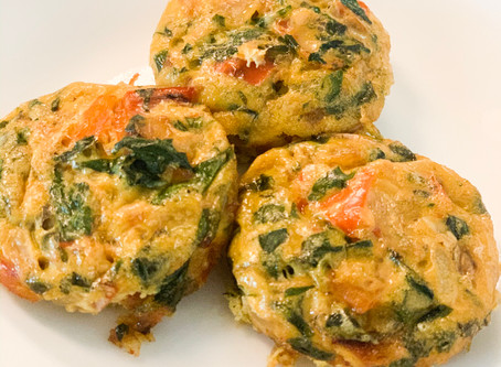 Healthy Egg Muffin Bites