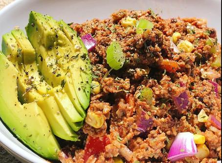 Vegan Ground Taco Meat Recipe 🌮 Non-vegans will LOVE it, too!