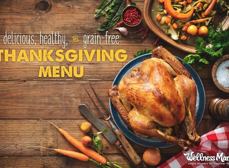 How to Plan a Healthy Thanksgiving Menu