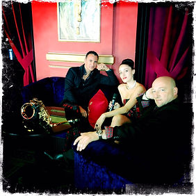 Trio; lounge; mariage; groupe; orchestre;