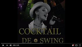 Vidéo Cocktail de Swing; Cocktail de Swing; duo; Trio; lounge; mariage; groupe; orchestre;