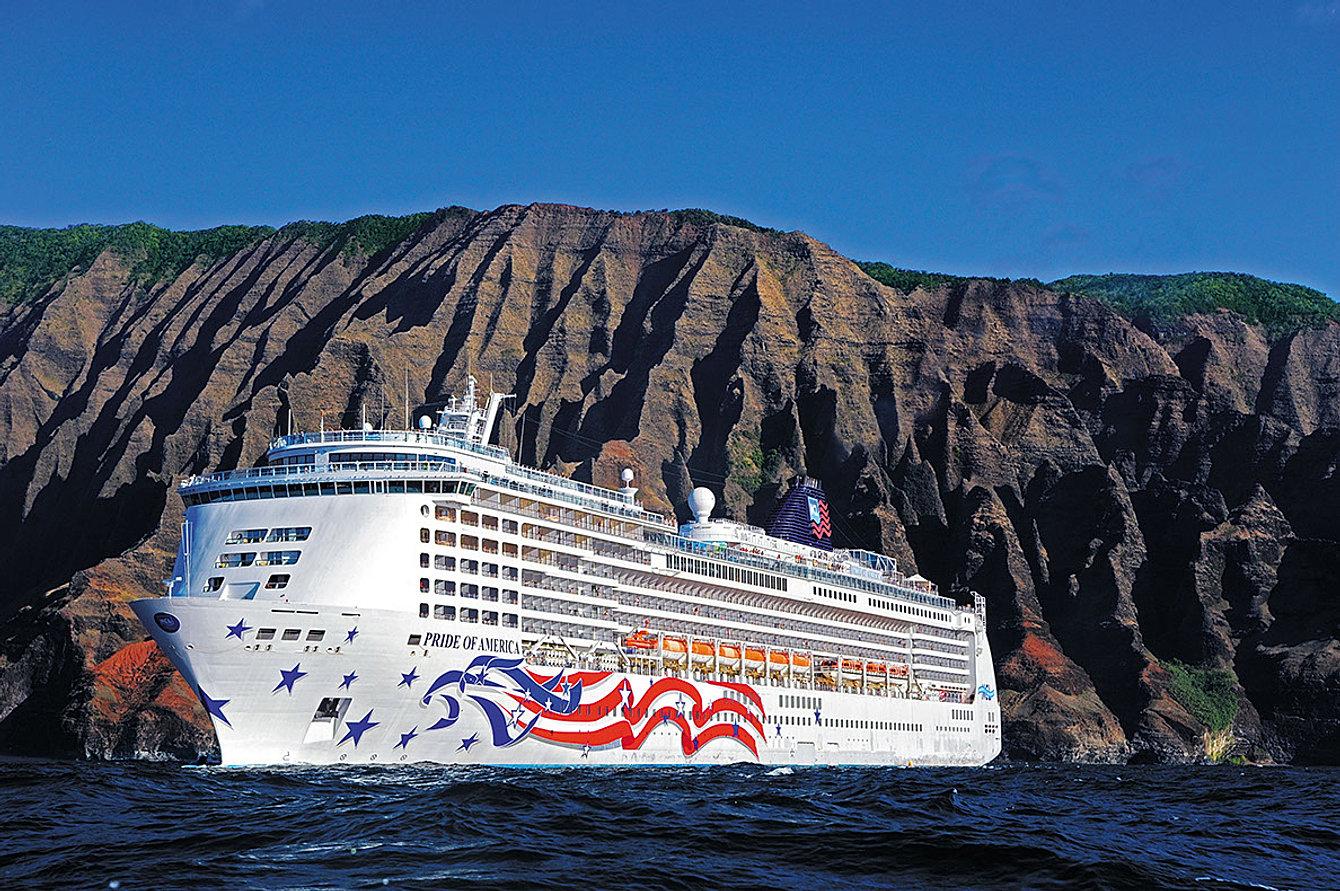 Ms pride of america norwegian cruise line - Disney Cruise Lines Pride Of America Norwegian
