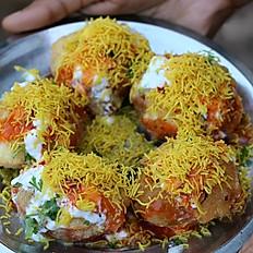 Dahi Poori Chat