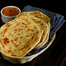 Parotta(3) & Curry