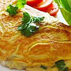 2 Egg Omelette