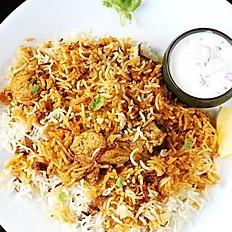 Hyderabadi Dum Briyani
