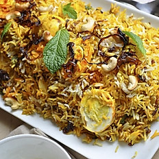 Fried Egg Biryani Family Pack