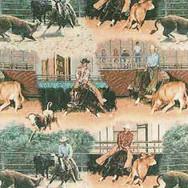 CUTTING HORSES-Calf