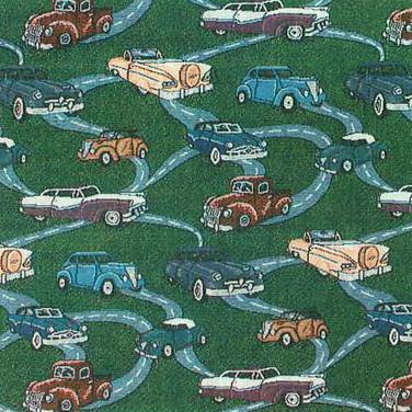 ANTIQUE CARS-Roadside