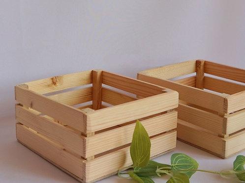 Ящик деревянный, реечный