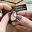 Thumbnail: Abalone shell wire wrap #1