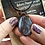 Thumbnail: Botswana agate with swirls and oxidized copper