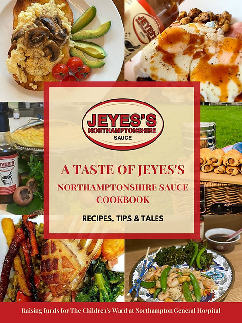 A TASTE OF JEYES'S CHARITY COOKBOOK