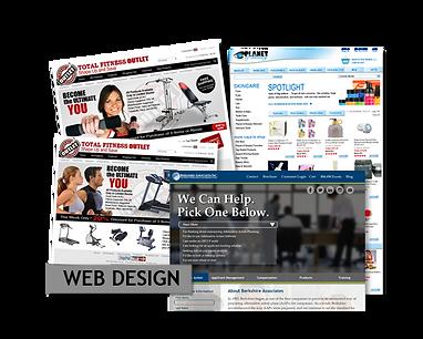 Mark Pinkston Web Design