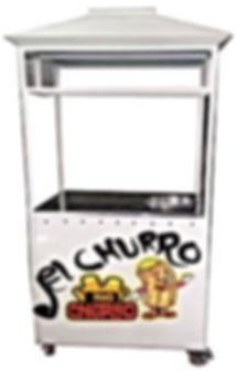 Carrito-De-Churros, Churreras, Carretas, Perú