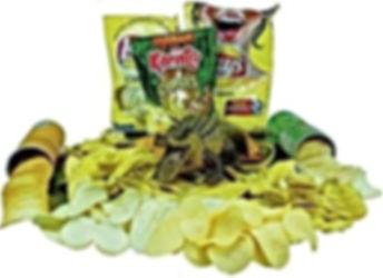 Chiflera, Máquina-Para-Hacer-Chifles, Rebanadora-De-Plátano, Perú