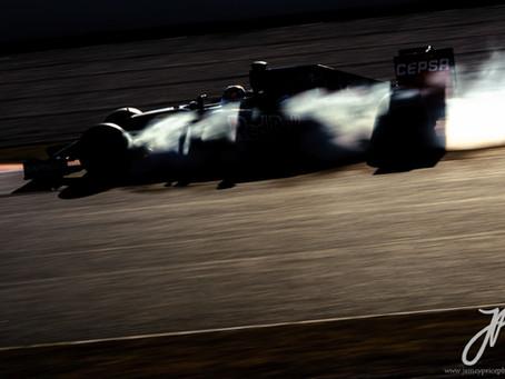 Formula 1 Dawn