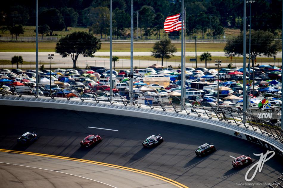 January 27-31, 2016: Daytona 24 hour: Racing action