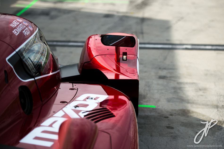 January 7-10, 2016: IMSA WeatherTech Series ROAR: Mazda prototype