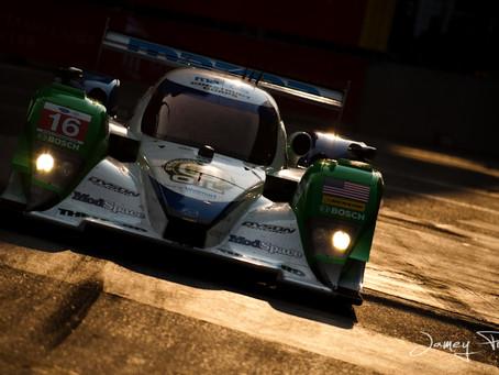 American Le Mans Roars around Baltimore