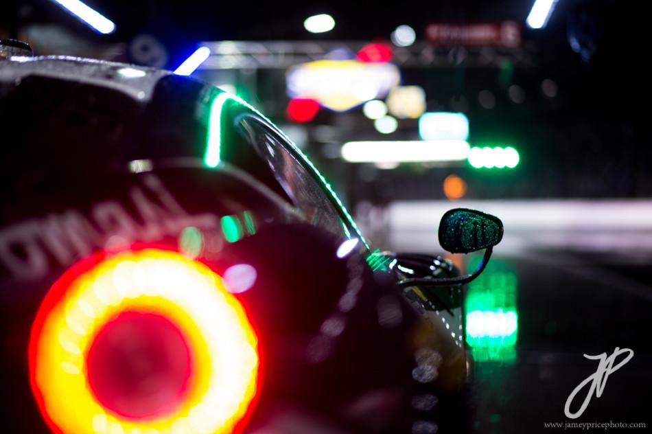 January 27-31, 2016: Daytona 24 hour: Ferrari sits on pitlane