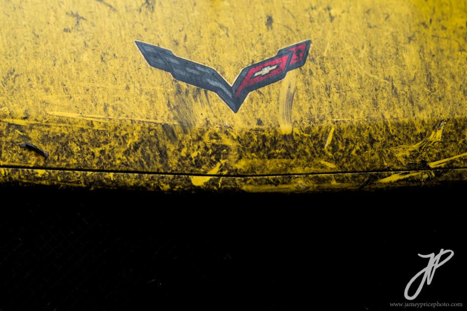 January 27-31, 2016: Daytona 24 hour: Corvette Racing detail