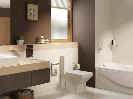 4 Truques Fantásticos Para Decorar e Organizar Banheiros Pequenos