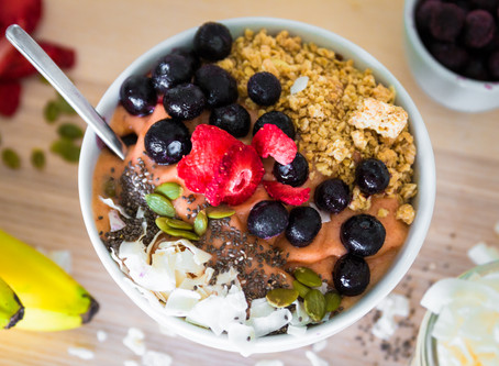 SMOOTHIE BOWL - Under 30 Minute Meals for 2