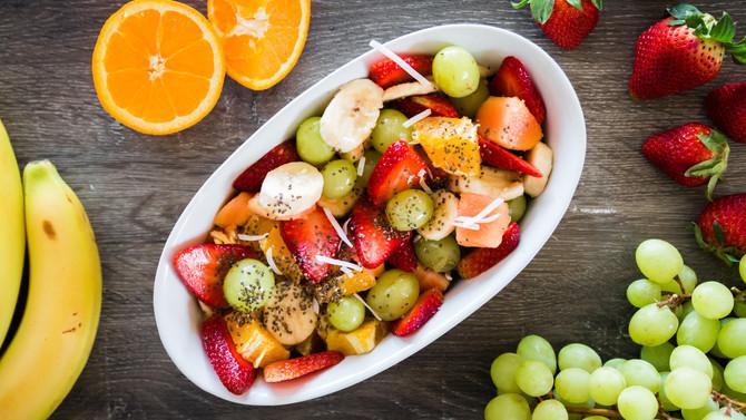 FRESH EASY Fruit Salad | Loaded Veggie Sandwich | Cherry Nicecream | Mushroom Walnut Lettuce Cups