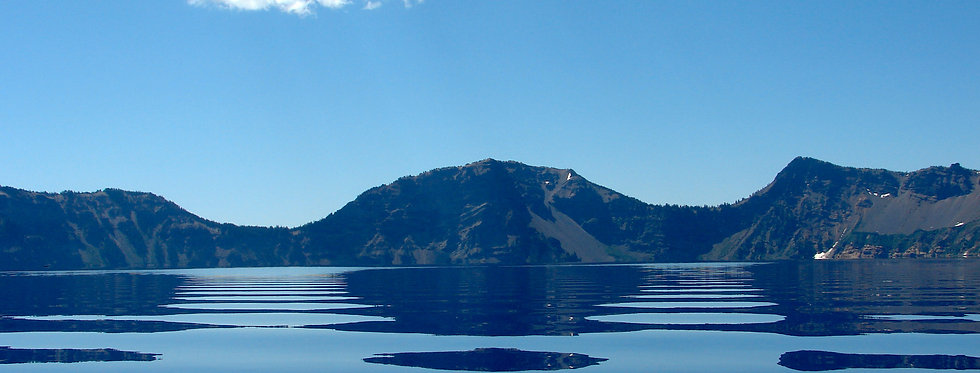 Untitled (Crater Lake)