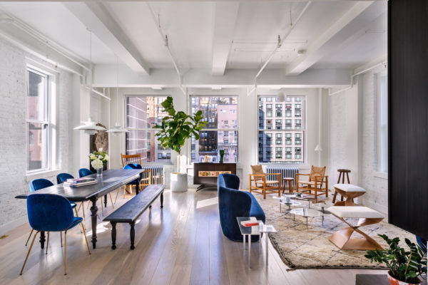 Empire State Apartment, Schiller Projects