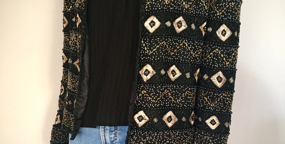 Vintage Sequined Jacket