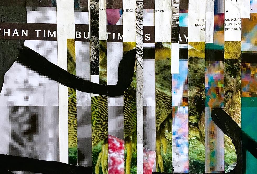 Altered Print Series