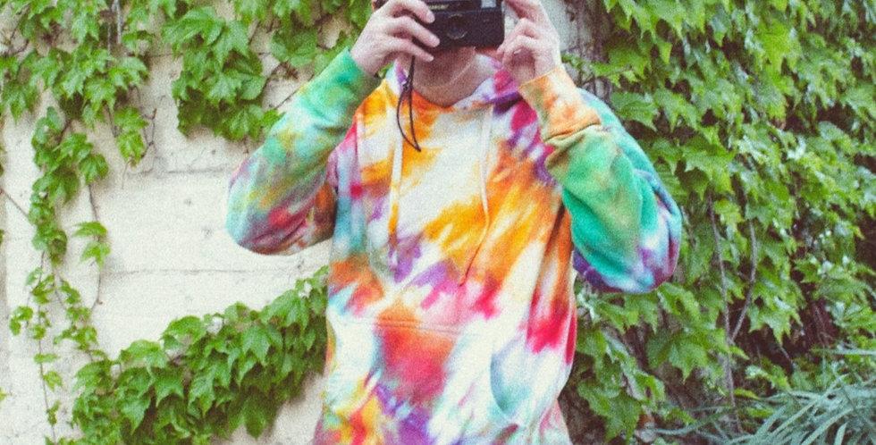 Multicolor Hoodie