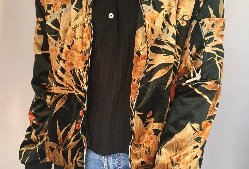 Velvet Palm Jacket