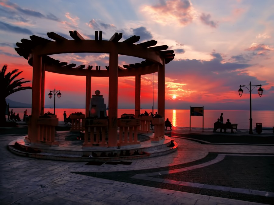 Loutraki Sunsets
