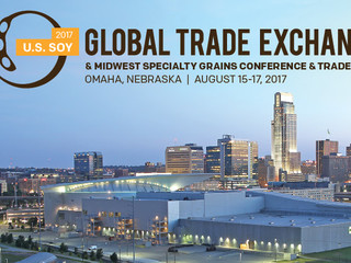 Registration Now Open for Global Soy Conference; Hotel Accommodations Waiting for You!