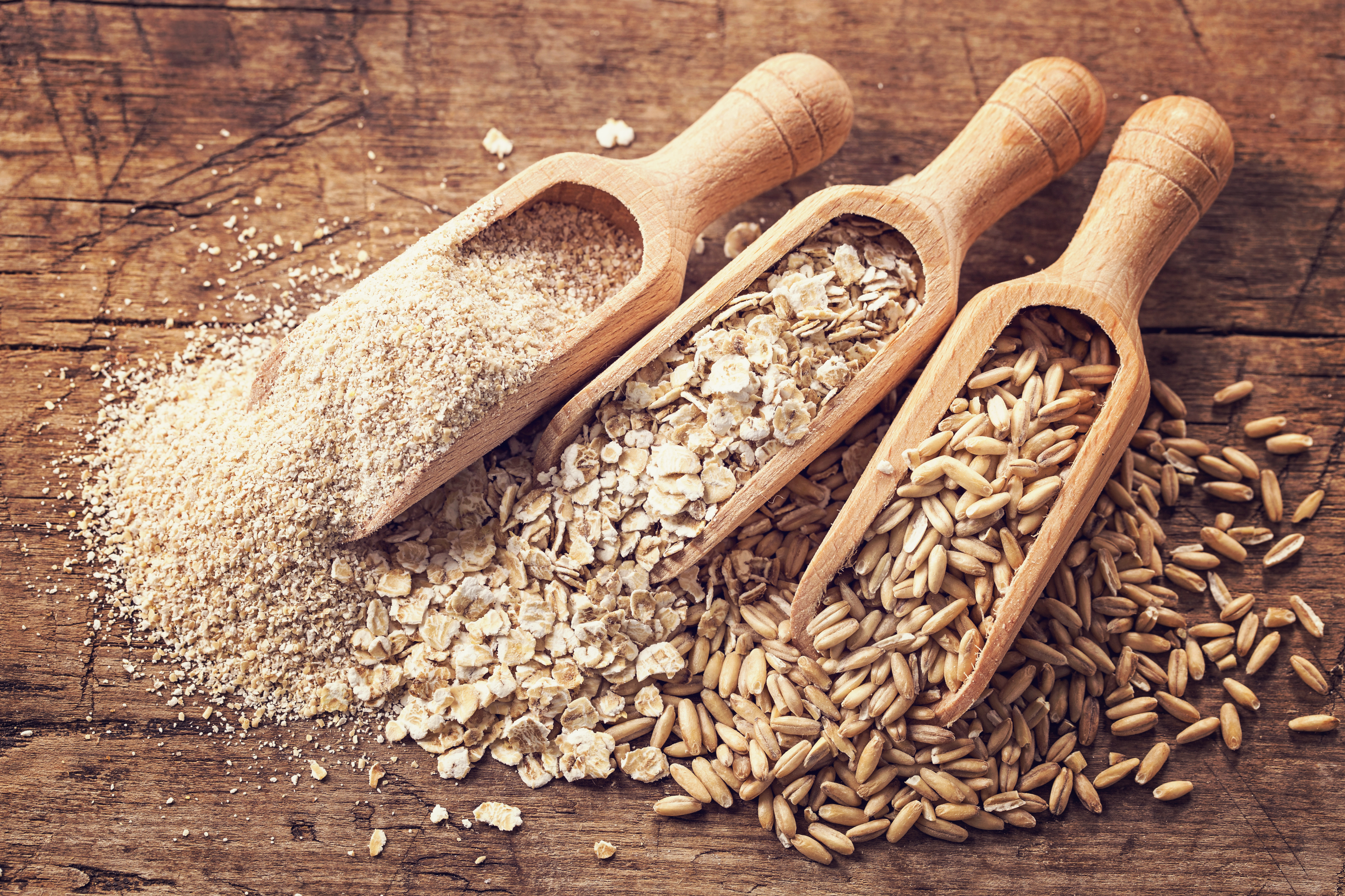 About Specialty Grains