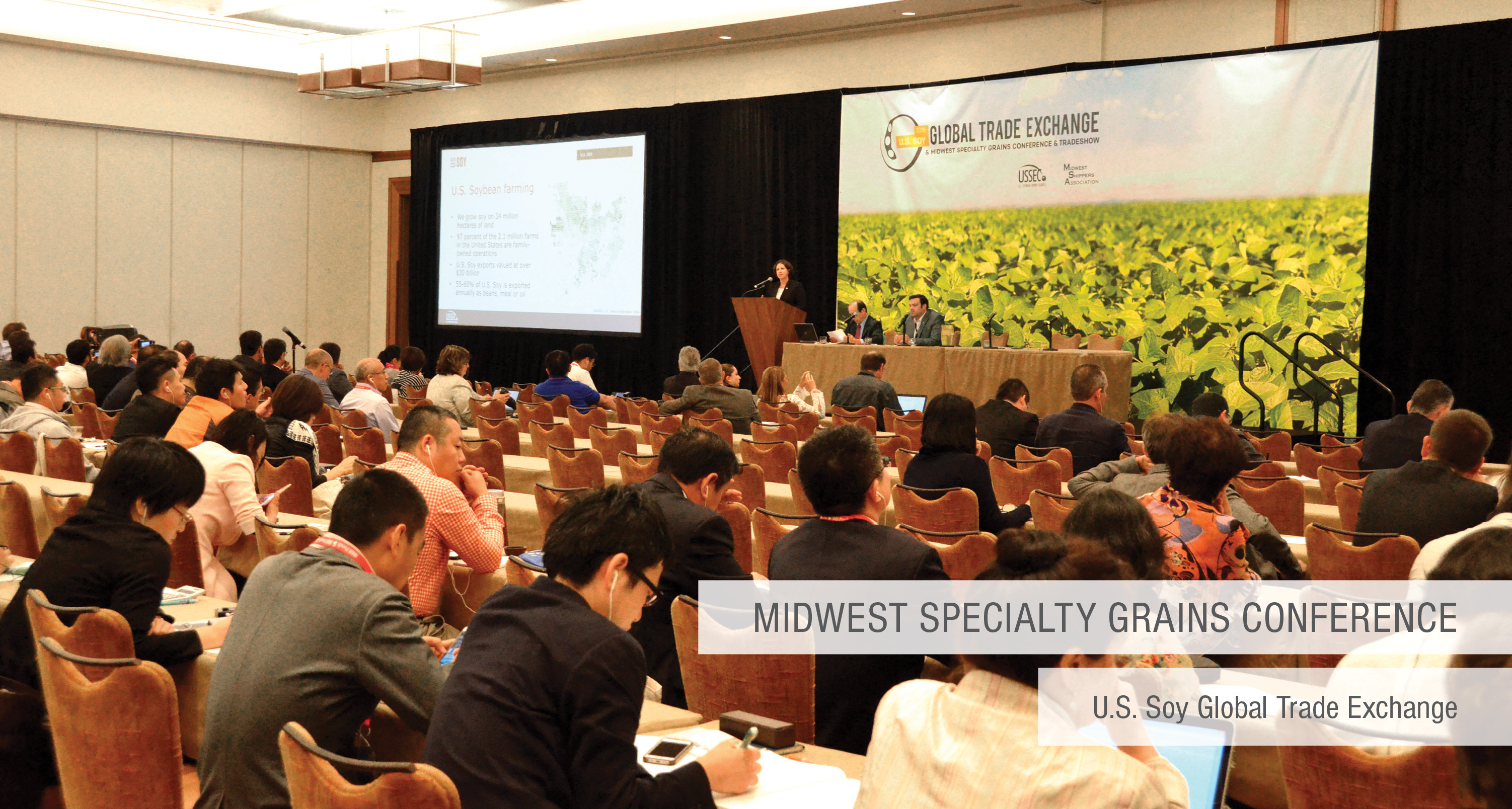 Midwest Shippers Association | Specialty Grains | United States
