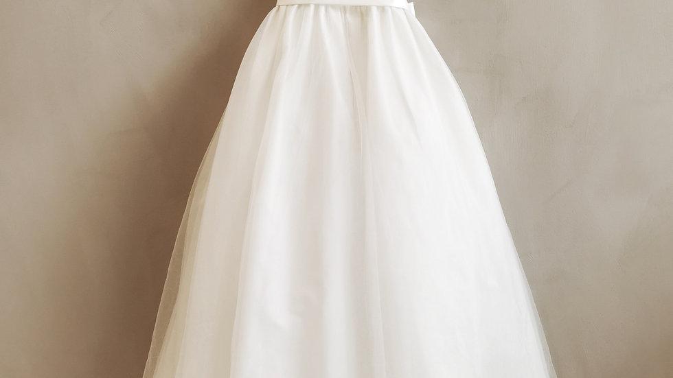 Brudepikekjole str 10 år
